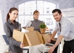 Firmenumzug, Büroumzug, Möbelspedition
