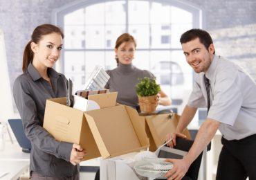 Büro- und Firmenumzüge