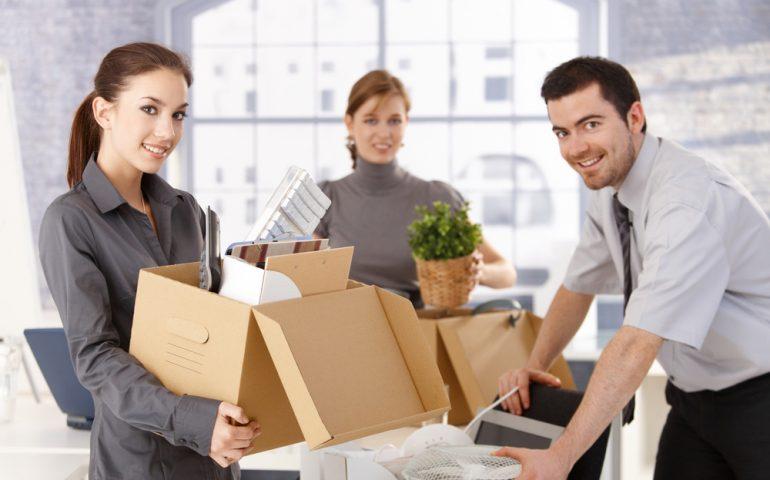 Büroumzüge- und Firmenumzüge