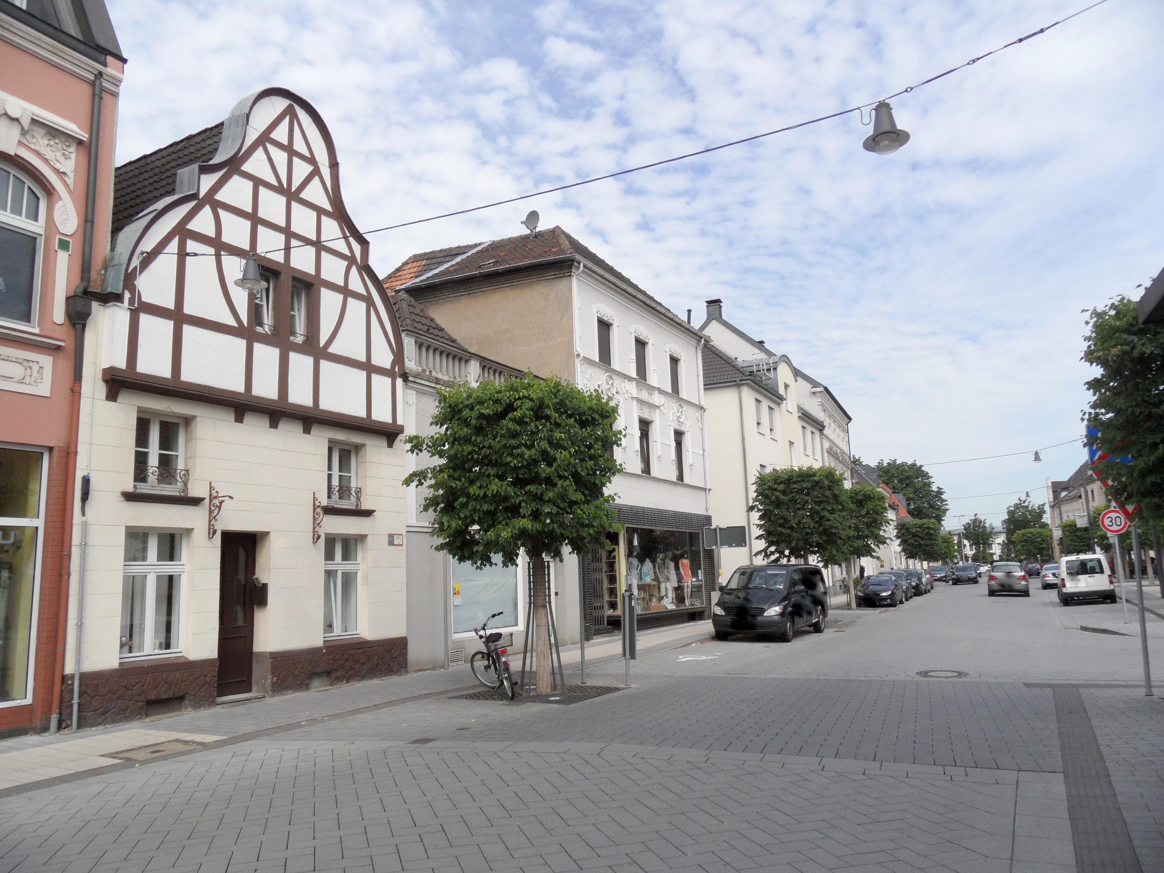 Umzugsunternehmen in Rheinberg
